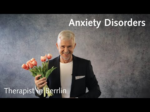 Therapist in Berlin specialized in fears and anxiety disorders