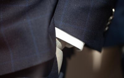 Speaking with your hands in your pockets during conversations, speeches and presentations?
